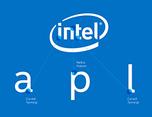 INTEL CLEAR 字体设计