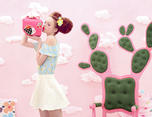 PinkPoint摄影 PUCCA 2015 S/S 视觉形象片