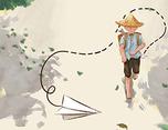趣至绘馆出品:香格里拉大酒店系列插画《十年》条漫二