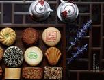 中式糕点品牌形象设计  中式糕点logo/vi设计  中式糕点店面设计