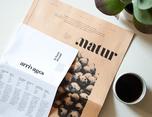 Natur - Journal 葡萄酒刊物设计