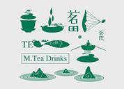 茗田茶饮-M.Tea Drinks-淳朴\自然\纯粹