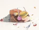 kid 插画