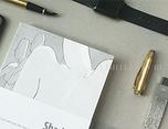 Shadow系列空白精装涂鸦本