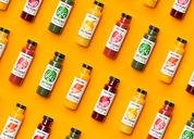 Bruce Juice蔬菜果汁包装