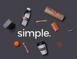Simple. - 品牌形象设计