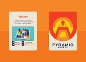 pyramid arcade 金字塔拱廊品牌形象设计