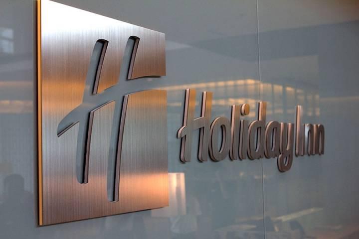 bentuk holiday假日酒店标识导视系统设计