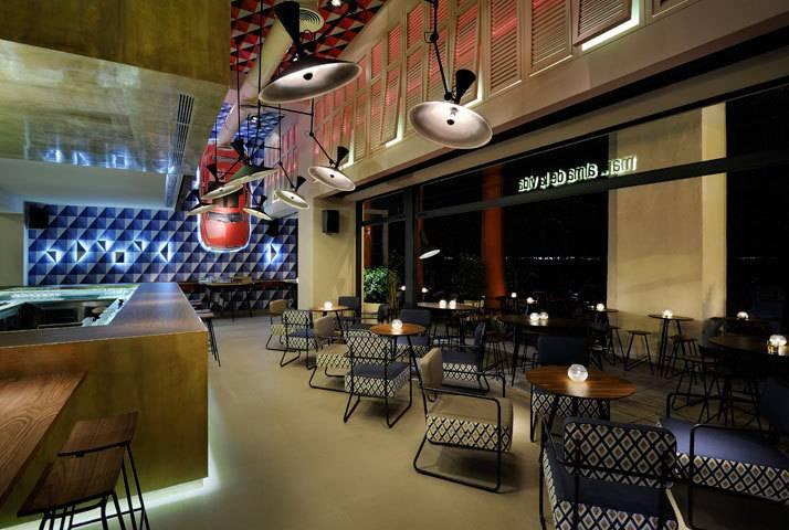 o13海洋主题咖啡馆