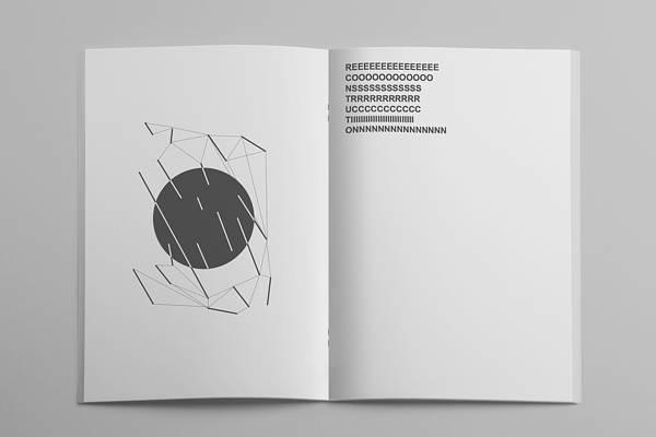 re4 杂志排版设计欣赏-古田路9号-品牌创意/版权保护图片
