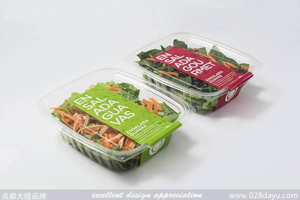 自然简单的食品包装设计欣赏