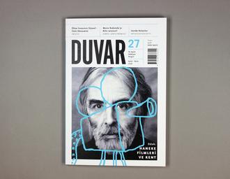 Duvar Edebiyat Dergisi画册设计